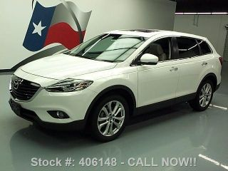 2013 Mazda Cx - 9 Grand Touring 7 - Pass 31k Mi Texas Direct Auto photo