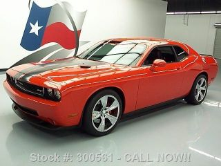 2008 Dodge Challenger Srt600 Hennessey Supercharged 22k Texas Direct Auto photo