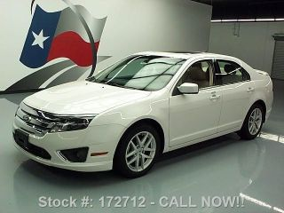 2011 Ford Fusion Sel Alloys 59k Texas Direct Auto photo