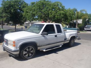 1997 Gmc Sierra 3 - Door Step Side Toolbox photo