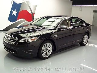 2011 Ford Taurus Ltd Chrome Wheels 67k Texas Direct Auto photo