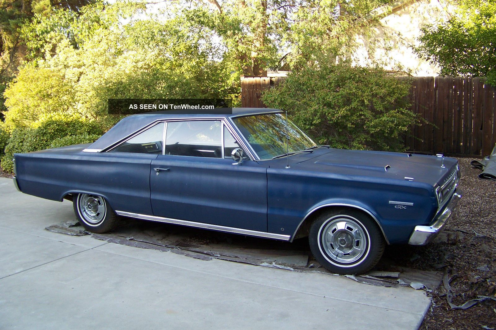 1967 Plymouth Belvedere Gtx 440 Commando 1 - Owner Other photo