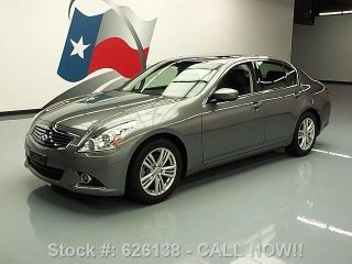 2012 Infiniti G37 Journey Auto 29k Texas Direct Auto photo