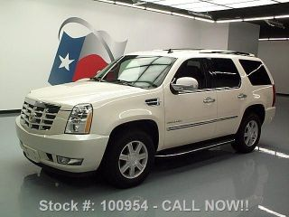 2010 Cadillac Escalade Awd 7pass Xenon 82k Texas Direct Auto photo