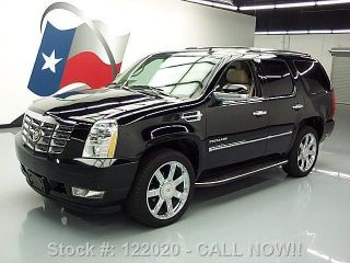 2012 Cadillac Escalade Lux Awd Dvd 22 ' S 26k Texas Direct Auto photo
