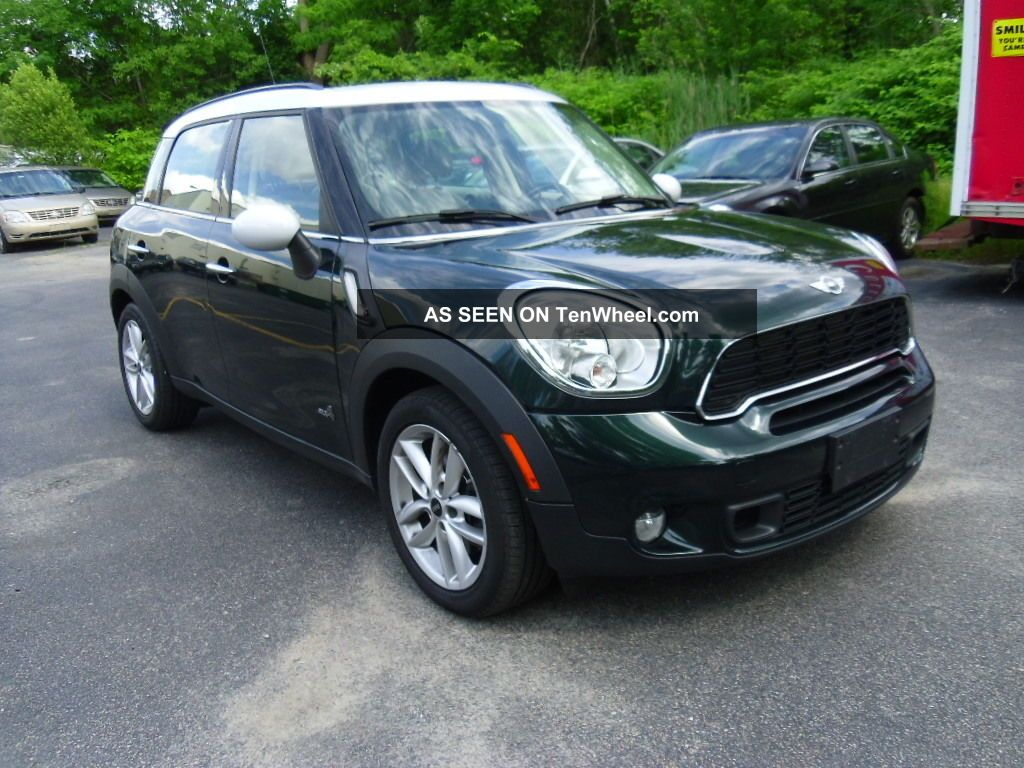2011 Mini Cooper Countryman S All4 Countryman photo