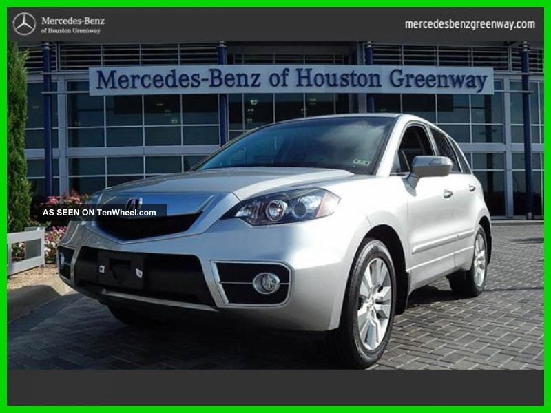 2011 Turbo 2.  3l I4 16v Automatic Front Wheel Drive Suv Premium RDX photo