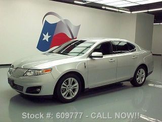 2010 Lincoln Mks Climate Park Assist 43k Texas Direct Auto photo
