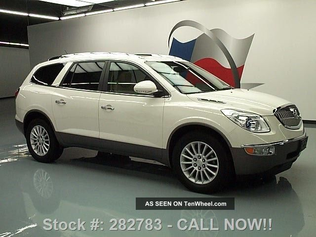 2011 buick enclave cxl awd dual 36k texas direct auto. Black Bedroom Furniture Sets. Home Design Ideas