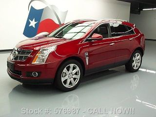 2010 Cadillac Srx Performance Pano Roof 20 ' S 50k Mi Texas Direct Auto photo