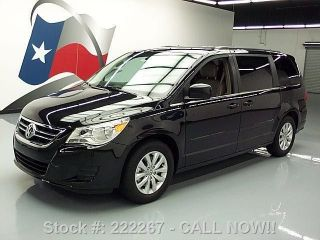 2012 Volkswagen Routan Se Dvd 24k Mi Texas Direct Auto photo
