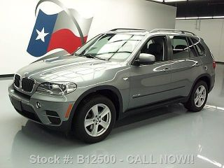 2013 Bmw X5 Xdrive35i Awd Twin - Turbo Htd Seats 29k Texas Direct Auto photo