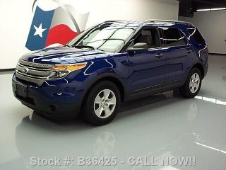 2013 Ford Explorer 7 - Pass Cruise Ctrl Only 9k Texas Direct Auto photo