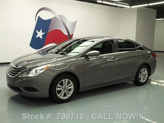 2013 Hyundai Sonata Gls Cruise Control Alloy Wheels 6k Texas Direct Auto photo