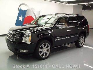 2011 Cadillac Escalade Premium Awd Dvd 22 ' S Texas Direct Auto photo