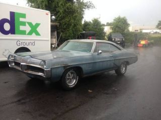 1967 Pontiac Catalina Rat Rod Project photo