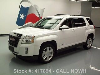 2011 Gmc Terrain Slt Only 59k Texas Direct Auto photo