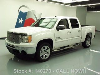 2009 Gmc Sierra Crew Tx Edition 6 - Pass 20  Wheels 37k Texas Direct Auto photo