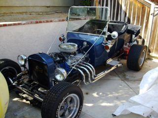 1923 Ford Street Rod photo