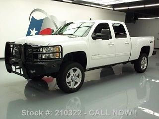 2012 Chevy Silverado 2500hd Ltz Crew 4x4 20 ' S 16k Texas Direct Auto photo