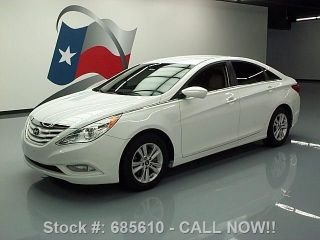 2013 Hyundai Sonata Gls Alloy Wheels 19k Texas Direct Auto photo