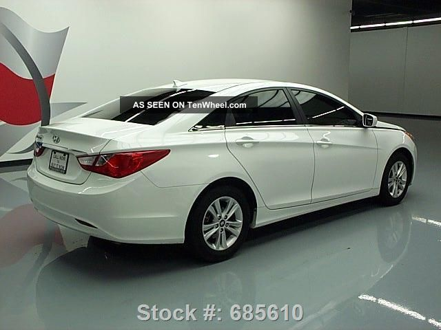 2013 hyundai sonata gls alloy wheels 19k texas direct auto. Black Bedroom Furniture Sets. Home Design Ideas