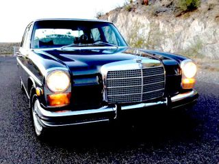 1972 Mercedes 250 Excellent Running Condition - Garaged Kept photo