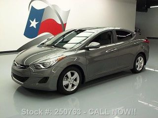 2013 Hyundai Elantra Gls 6 - Speed Alloy Wheels Only 15k Texas Direct Auto photo