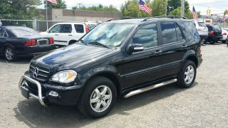 2003 Mercedes - Benz Ml500 Base Sport Utility 4 - Door 5.  0l photo