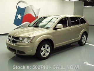 2009 Dodge Journey Sxt 7 - Passenger Alloy Wheels 63k Mi Texas Direct Auto photo