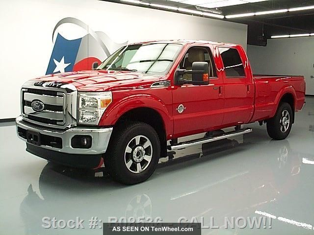 2013 ford f 250 lariat crew 4x4 diesel texas direct auto. Black Bedroom Furniture Sets. Home Design Ideas
