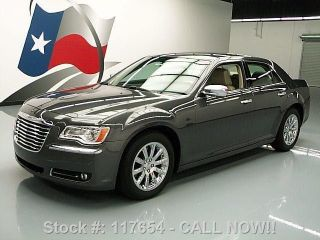 2014 Chrysler 300c Hemi Vent Seats 22k Mi Texas Direct Auto photo