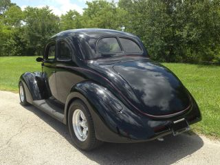 1937 Ford Coupe photo
