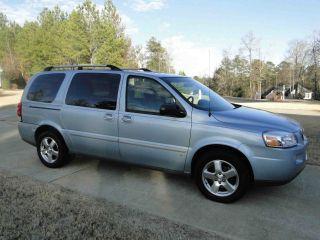2007 Chevrolet Uplander Lt Mini Passenger Van 4 - Door 3.  9l photo