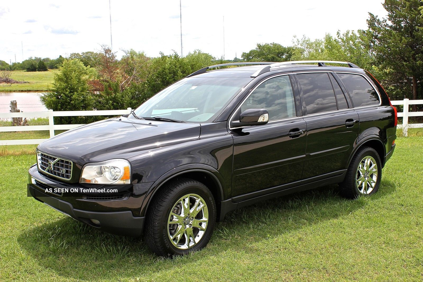 2007 Volvo Xc90 V - 8 All Wheel Drive 7 Passenger With Moon Roof XC90 photo