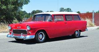 1955 Chevrolet Handyman 2 - Door Station Wagon photo