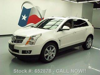 2010 Cadillac Srx Premium Pano Roof Dvd 20 ' S 45k Mi Texas Direct Auto photo