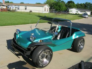 1966 Volkswagen Vw Dune Buggy,  Meyers Manx Replica,  Runs Drives,  Hardtop,  Sides photo