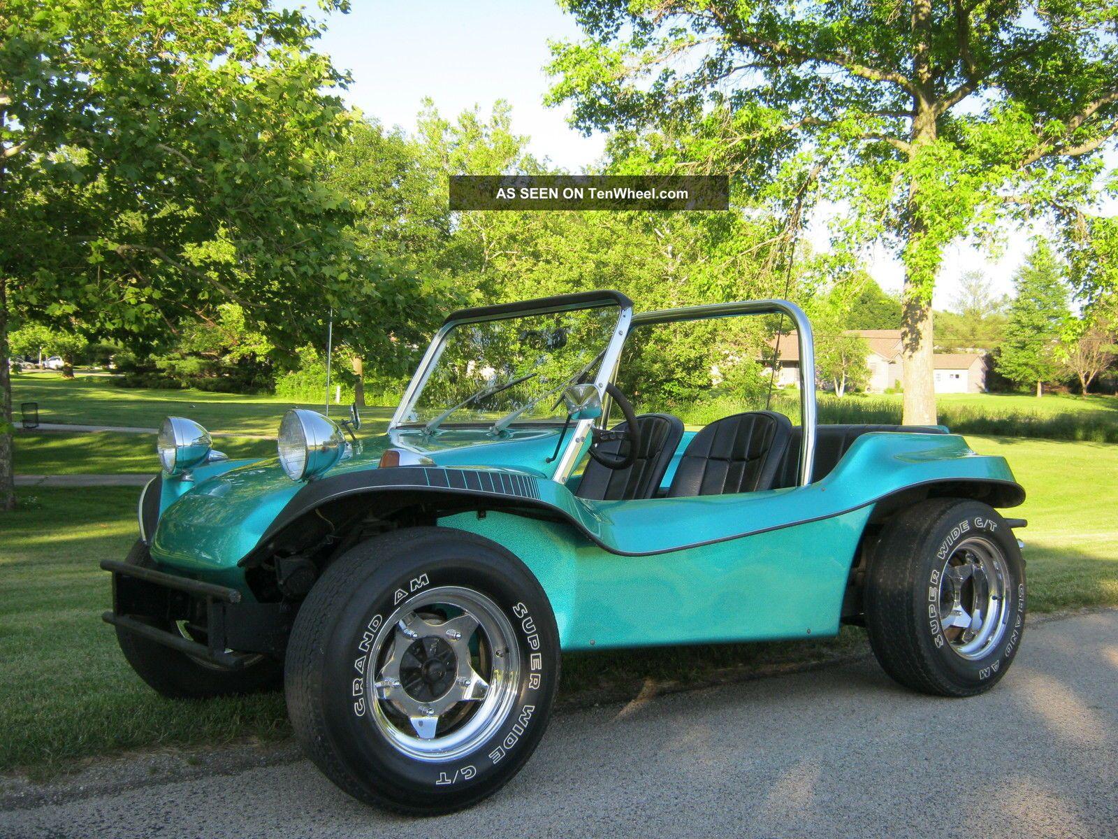 Vw Dune Buggy Buy Mount Mercy University Meyers Manx Wiring Harness 1966 Volkswagen Replica Runs Drives Hardtop Sides