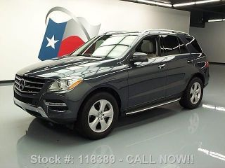 2013 Mercedes - Benz Ml350 37k Texas Direct Auto photo