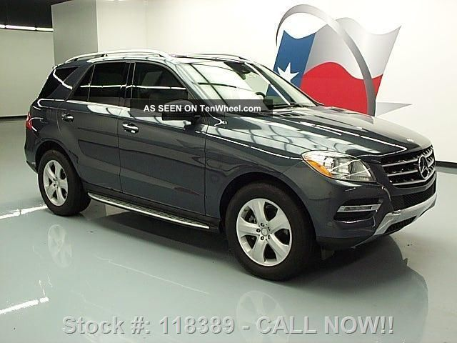 2013 mercedes benz ml350 37k texas direct auto for 2013 mercedes benz ml 350