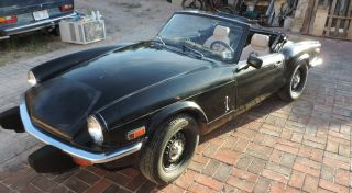 1978 Triumph Spitfire 1500 - Reduced - photo