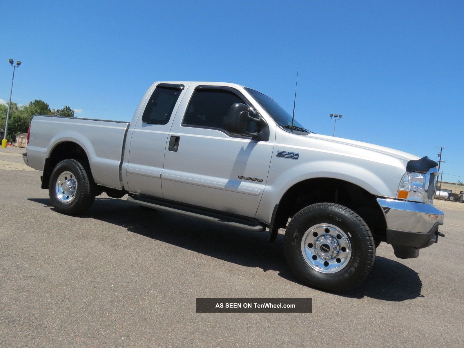 7 3 Powerstroke Specs >> 2001 Ford F - 250 Supercab Short Bed 4x4 7. 3 Diesel Immaculate Xlt 6ft Auto Nosalt