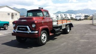 1958 Gmc Truck Lfc 2 Ton,  About 80% Finished photo