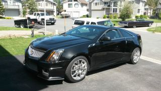 2012 Cadillac Ctsv (salvaged) photo