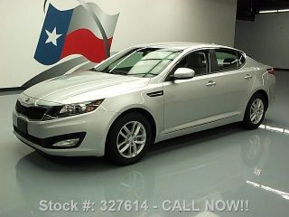 2013 Kia Optima Lx Sedan Alloy Wheels 31k Texas Direct Auto photo