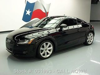 2008 Audi Tt 2.  0t Turbocharged Auto Htd 41k Texas Direct Auto photo