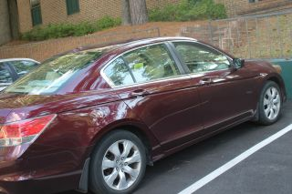 2008 Honda Accord Ex - L Sedan 4 - Door 2.  4l photo