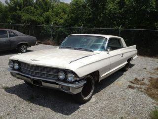 1962 Cadillac Coupe Deville A / C Ps Pb Power Seats Windows Locks photo