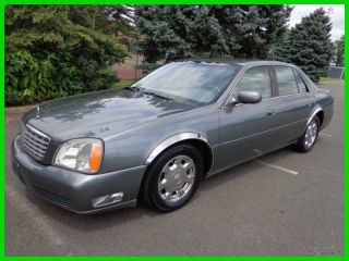 2004 Cadillac Deville Sedan Only 88k Mi V - 8 Auto Onstar Great Tires photo